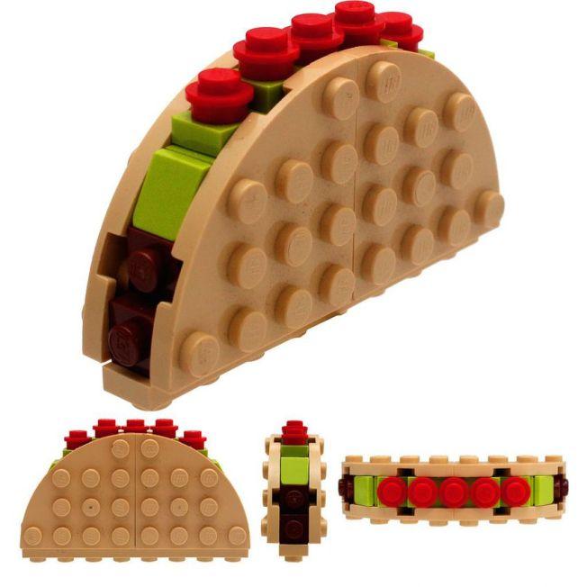 lego taco